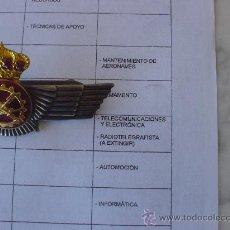 Militaria: AVIACION ROKISKI DE RADIO TELEGRAFISTA.- TELECOMUNICACIONES Y ELECTRONICA.. Lote 26918574