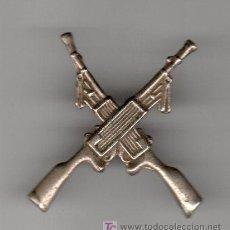 Militaria: INSIGNIA - INFANTERIA PORTUGUESA ,PARA LA GORRA. Lote 27564752