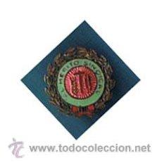 Militaria: INSIGNIA AL MÉRITO SINDICAL. SINDICATO VERTICAL.. Lote 15982564