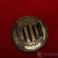 Militaria: EMBLEMA DE UNACO. UNION NACIONAL DE COOPERATIVAS DEL CAMPO. Lote 26606580
