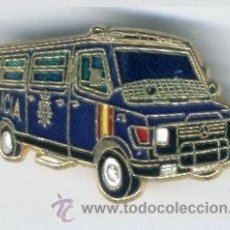 Militaria: PIN POLICIA NACIONAL. COCHE FURGON. PINS.. Lote 27442596