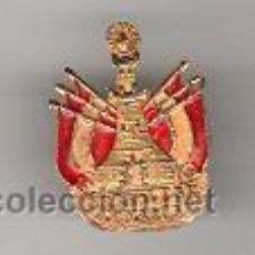 Militaria: PIN DEL FERROL Y SU COMARCA, ESMALTADO Y MONARQUICO . Lote 27243392