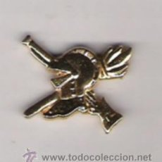 Militaria: INSIGNIA DE SOLAPA MILITAR . Lote 18594265
