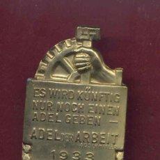 Militaria: INSIGNIA III REICH. NSBO.. Lote 27549622