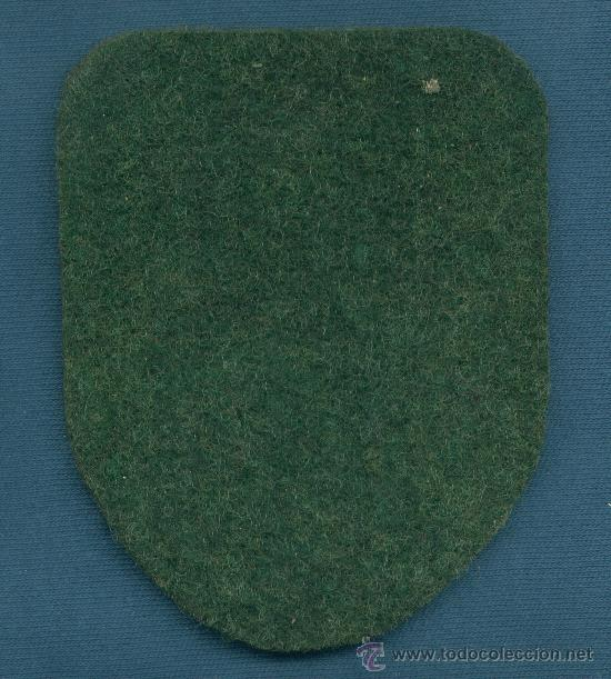 Militaria: ALEMANIA III REICH. Placa de brazo Balkan. Muy buena reproducción de los años 70-80. - Foto 2 - 21919300