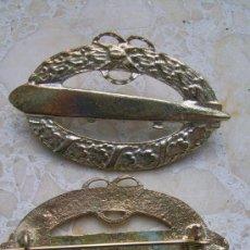 Militaria: PLACA ZEPPELIN. CATEGORÍA ORO. ALEMANIA. 1ª GUERRA MUNDIAL. 1914-1918. Lote 32512979
