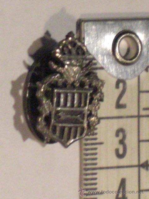 Militaria: Distintivo plata de solapa del Ayuntamiento de Inca (Mallorca). - Foto 2 - 26335371