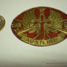 Militaria: DISTINTIVO SARGENTO AUXILIAR AÑOS 40-50. Lote 26856193