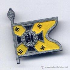 Militaria: III REICH. WHW. COLECCION DE BANDERAS Y ESTANDARTES DEL EJERCITO ALEMAN. CABALLERIA.. Lote 26693507