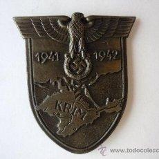 Militaria: PLACA INSIGNIA DE CRIMEA III REICH . Lote 26889772