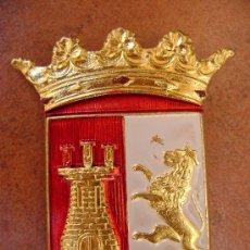 Militaria: EMBLEMA DE BRAZO DE LA 75 DIVISION GUADALAJARA Y SOMOSIERRA , GUERRA CIVIL . Lote 27033209