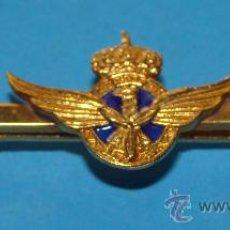 Militaria: PISACORBATAS MILITAR. EJÉRCITO DEL AIRE. ROKISKI. PILLACORBATAS. . Lote 27698777