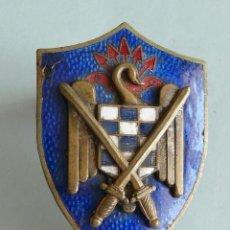 Militaria: EMBLEMA MILICIAS UNIVERSITARIAS (S.E.U). Lote 117511568