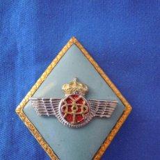 Militaria: ROMBO OFICINAS MILITARES EJERCITO DEL AIRE CON CORONA REAL.. Lote 28443881