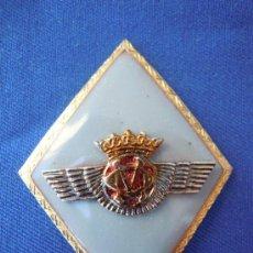 Militaria: ROMBO OFICINAS MILITARES EJERCITO DEL AIRE CON CORONA IMPERIAL.. Lote 28443963