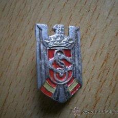 Militaria: EMBLEMA POLICÍA ARMADA Y TRÁFICO. MODELO 1939-1941. Lote 54679941