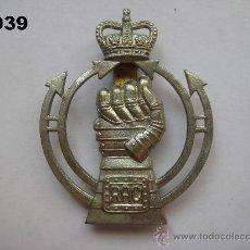 Militaria: REINO UNIDO : INSIGNIA BRITÁNICA ( INGLESA ) ROYAL ARMOURED CORPS. ENVÍO CERTIFICADO GRATUITO. Lote 28483095