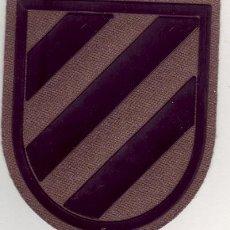 Militaria: EMBLEMA DE BRAZO PARA FAENA DE LA II BANDERA DE LA BRIPAC. BRIGADA PARACAIDISTA. MODELO ACTUAL.. Lote 28805644