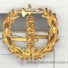 Militaria: INSIGNIA CUERPO JURIDICO ALFONSO XIII 1908. Lote 98465332