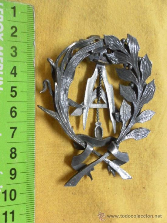 Militaria: Gran Distintivo de aparejador o arquitecto tecnico - Foto 2 - 29282161