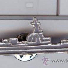Militaria: PIN FRAGATA F-100. BARCO. NAVAL. MILITAR. MARINA. Lote 29279360