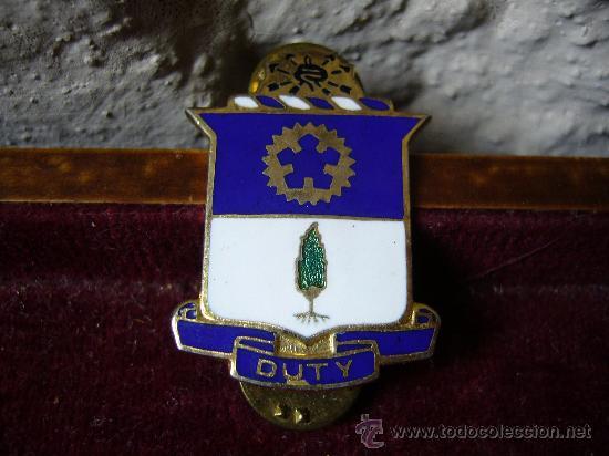 INSIGNIA MILITAR USA (Militar - Insignias Militares Internacionales y Pins)