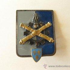 Militaria: DISTINTIVO FRANCES DE ARTILLERIA - DRAGO PARIS - AÑOS 60. Lote 29953723