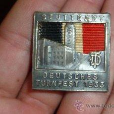 Militaria: INSIGNIA ORIGINAL ALEMANA DEL III REICH. 1933. VER FOTOS. SALIDA DE COLECCION PARTICULAR. . Lote 30175377