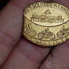 Militaria: INSIGNIA ORIGINAL ALEMANA DEL III REICH. 1937. VER FOTOS. SALIDA DE COLECCION PARTICULAR.. Lote 30175781