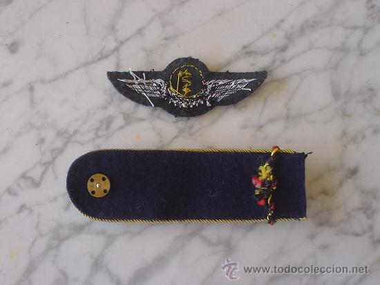 Militaria: ROKISKI Y PALA DE GENERAL DE FARMACIA R.D.A. - Foto 2 - 30612627