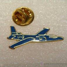 Militaria: PIN MILITAR / AVIONES. U-2 AVIÓN DE COMBATE AMERICANO. USAF. US AIR FORCE. . Lote 32842201