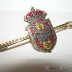 Militaria: ANTIGUA INSIGNIA...DE AGUJA....LA ADELANTADA. Lote 30937646