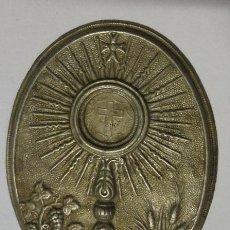 Militaria: CHAPA RELIGIOSA DE 4,5 X 3,5 CMS.. Lote 31411935