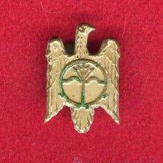 Militaria: INSIGNIA DE OJAL, SOLAPA DE EXCOMBATIENTE DE LA FALANGE DE LA GUERRA CIVIL, DIVISION AZUL, AÑOS 40.. Lote 31872757