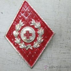 Militaria: INSIGNIA DE BRONCE. Lote 32262401