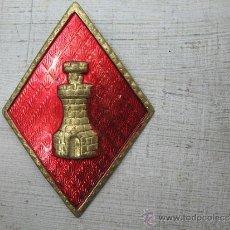 Militaria: INSIGNIA DE BRONCE. Lote 32262408