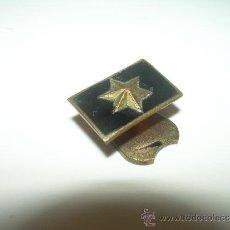 Militaria: ANTIGUA INSIGNIA ESMALTADA.. Lote 32690058