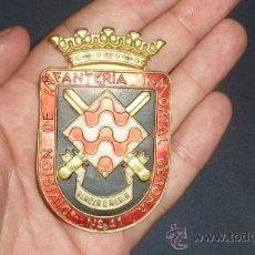 Militaria: PLACA DE BRAZO ORIGINAL DE LA DIVISION DE INFANTERIA INMORTAL GERONA NUM 41. Lote 32865231