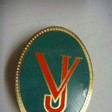 Militaria: CHAPA DE VIGILANTA JURADO. Lote 32968999