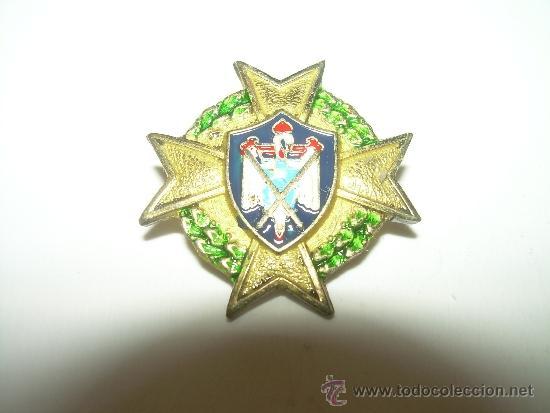 Militaria: ANTIGUA INSIGNIA.COLOR ORO. - Foto 2 - 33091427