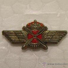 Militaria: ANTIGUO BROCHE INSIGNIA MILITAR. ROQUISQUI ROKISKI. PILOTO EJÉRCITO DEL AIRE.. Lote 140133729