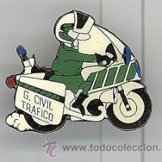 Militaria: PIN GUARDIA CIVIL TRAFICO. Lote 34309681