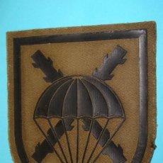 Militaria: DISTINTIVO DE BRAZO. BRIGADA PARACAIDISTA. RARO. 8CM. Lote 34521193