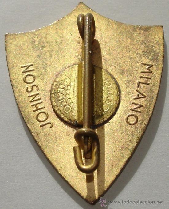 Militaria: INSIGNIA ITALIANA original FLECHAS VERDES. GUERRA CIVIL ESPAÑOLA - Foto 2 - 34807284