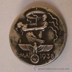 Militaria: ALEMANIA. TERCER REICH. DISTINTIVO 1 MAYO 1938.. Lote 34948768