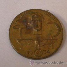 Militaria: ALEMANIA. TERCER REICH. DISTINTIVO 1934. Lote 34948845
