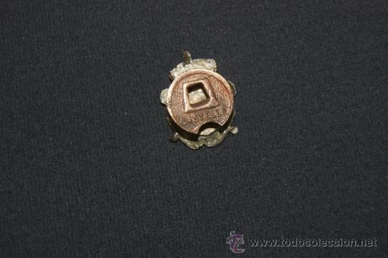 Militaria: Antigua insignia Alfonso XIII en plata - Foto 2 - 35068400