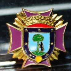 Militaria: INSIGNIA DE SOLAPA,AYUNTAMIENTO DE MADRID,EPOCA DEL CAUDILLO. Lote 35504175