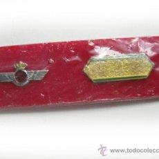 Militaria: PLACA DE PECHO DE CABO 1 DEL EJERCITO DEL AIRE - EPOCA JUAN CARLOS I. Lote 35714699