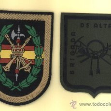 Militaria: LOTE PARCHES #1 . Lote 35937589